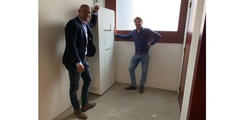 Vastgoedbelegger Altera start samenwerking met iwell